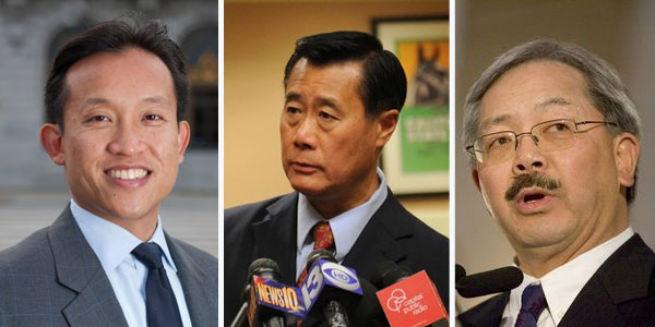 8a mayor SF's  Democratic County Central Committee Ignores Asian American Mayoral Candidates