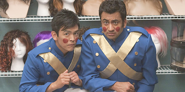 HK 1 8Questions with John Cho & Kal Penn on A Very Harold & Kumar 3D Christmas, Nudity & Occupy Wall Street