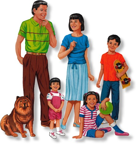 Asian americans and family culture