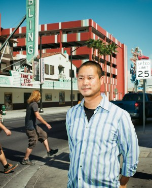 Tony Hsieh Las Vegas nytimes 300x370 Zappos CEO Tony Hsieh On His Las Vegas Downtown Project