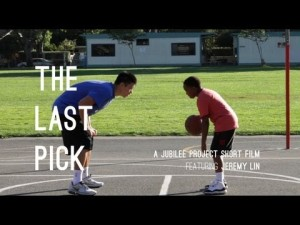 "What Asian American Kids Watch on the Internet:  Jeremy Lin's ""The Last Pick"""