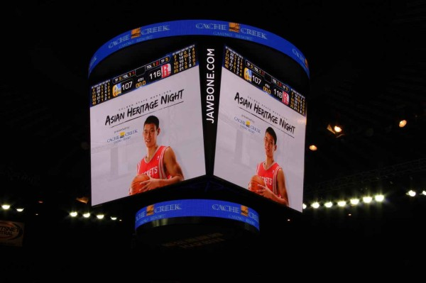 IMG 9211 600x399 Jeremy Lins Homecoming: Golden State Warriors Asian Heritage Night   Post Game Q&A and Event Overview