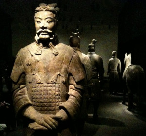 The Launch of Datepress and the Terracotta Warriors Exhibit in San Francisco