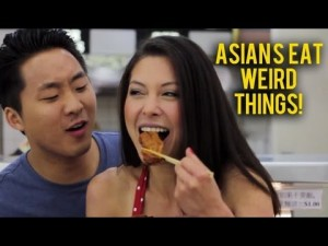 Fung Brothers: Asians Eat Weird Things, with AJ Rafael