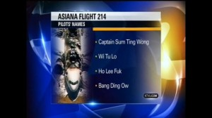 KTVU Producers Fired over Asiana Airlines Pilots' Fake Names