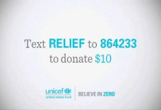Miami Heat's Erik Spoelstra PSA - UNICEF Philippines Relief Efforts