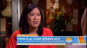 Priscilla Chan Today 300x167 Priscilla Chan Gives First Television Interview