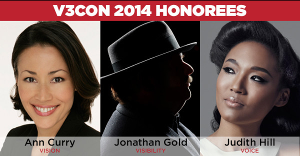 V3con Honorees 2014 600x312 What You Might Not Know about Judith Hill, Recipient of the 2014 V3con Voice Award